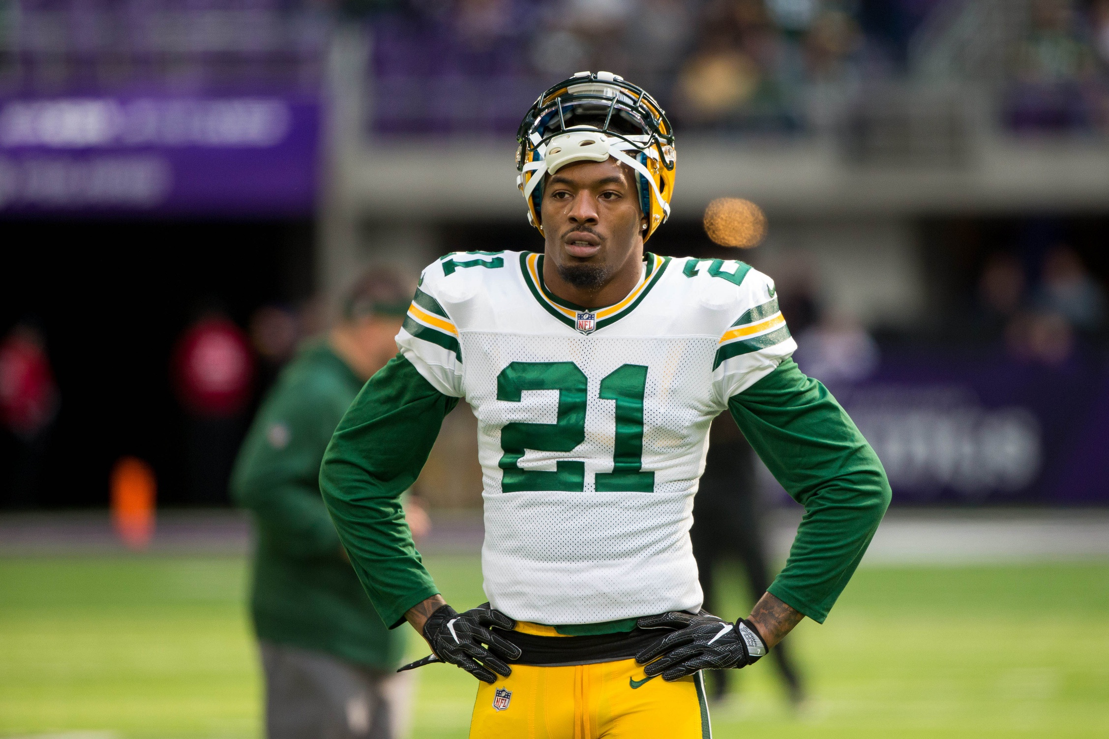 big sale 4eff9 331a2 Ha Ha Clinton-Dix's Future with Packers Is Uncertain