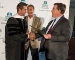 Medical College of Wisconsin Honors Aaron Rodgers with Doctorate of Humanities